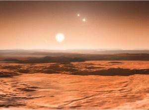 Descubren tres planetas potencialmente habitables