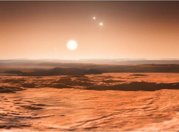 Descubren tres planetas potencialmente habitables - descubren-tres-planetas-