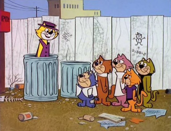 5 gatos de caricaturas que seguramente habrás visto - don-gato-600x460