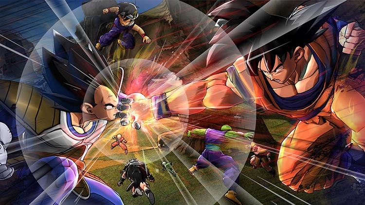 Nuevo tráiler de Gokú en Dragon Ball Z: Battle of Z, nuevo videojuego para Xbox, PS3 y PS Vita - dragon-ball-z-battle-of-z-juego