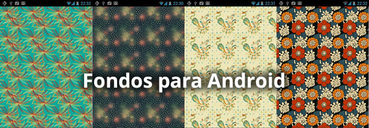 Fondos para Android con Pattern Wallpapers - fondos-android