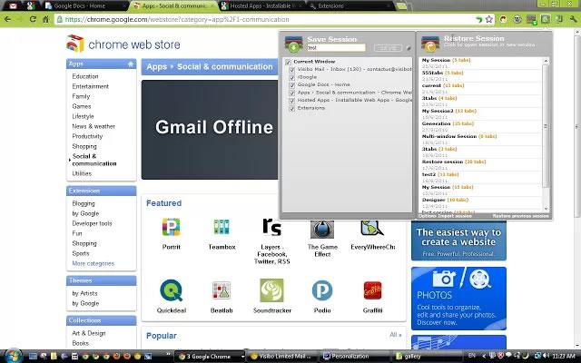 Guardar la sesión del navegador al cerrarlo con estas extensiones para Chrome y Firefox - freshstart-google-chrome
