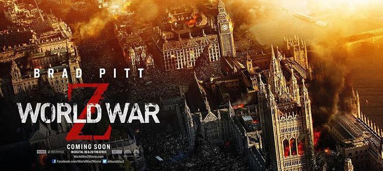 guerra mundial z Guerra Mundial Z tendrá segunda parte