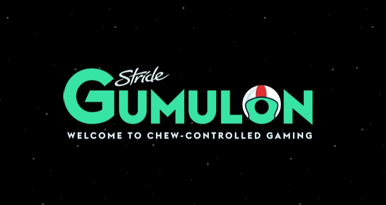 Gumulon, videojuego que se juega sin manos y mascando chicle - gumulon-logo