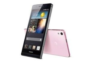 Huawei Ascend P6 es presentado oficialmente como el smartphone más delgado del mercado