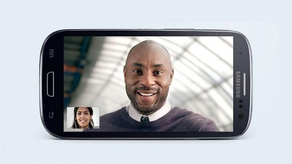 Skype ahora permite enviar Mensajes en Video - mobile-android-600x337