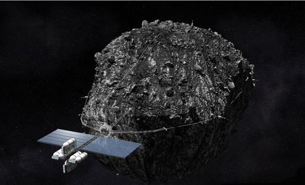 La NASA presenta tres asteroides candidatos para su captura - proyecto-para-capturar-asteroides
