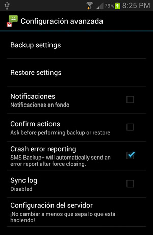 Respalda tus mensajes SMS, MMS y WhatsApp en Android con SMS Backup+ - respaldar-sms-android