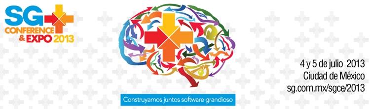 Aprende de los líderes de TI en México en el SG Conference & Expo 2013 - sg-conference-2013