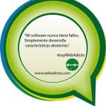 Las frases geek más populares en WebAdictos - soy-webadicto-10