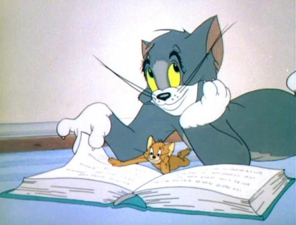5 gatos de caricaturas que seguramente habrás visto - tomjerry-600x456