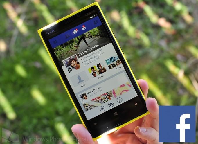 Facebook para Windows Phone 8 se actualiza con importantes mejoras - Facebook-Beta-for-Windows-Phone-8