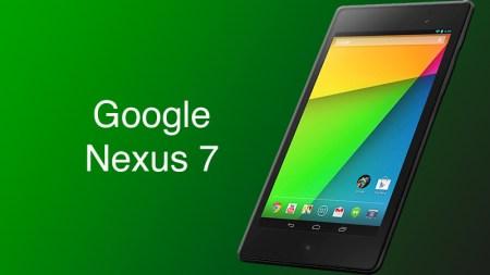 Nexus 7 se filtra antes de tiempo. Conoce todas sus características
