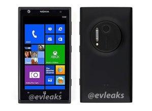 Nokia Lumia 1020 incluiría cámara de 41 megapíxeles