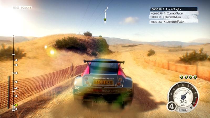 Los 10 mejores videojuegos de carreras - colin-mcrae-dirt