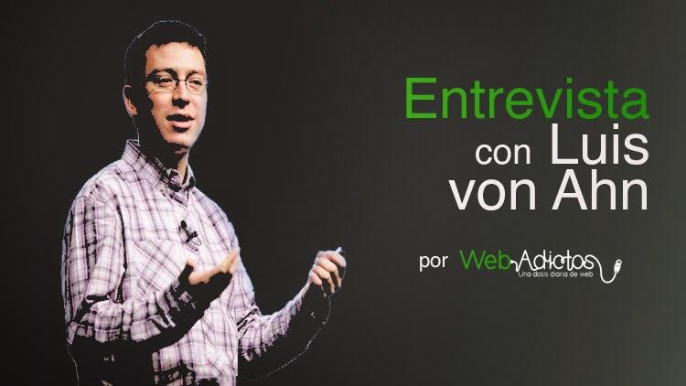 Luis von Ahn, creador de reCaptcha y Duolingo [Entrevista] - luis-von-ahn-entrevista-webadictos