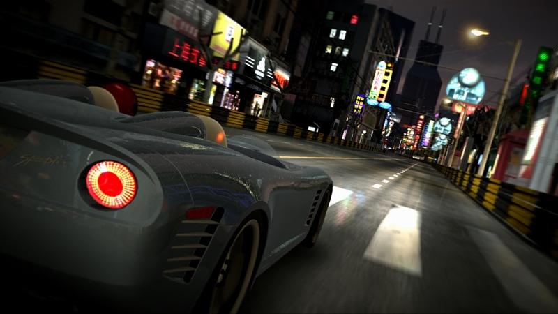 Los 10 mejores videojuegos de carreras - project-gotham
