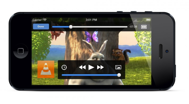 vlc for ios 800x441 El popular VLC llega a iOS para reproducir toda clase de videos