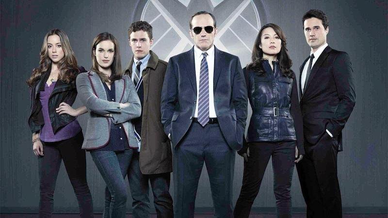 Agentes de SHIELD Agentes de S.H.I.E.L.D., la nueva serie complementaria a Los Vengadores