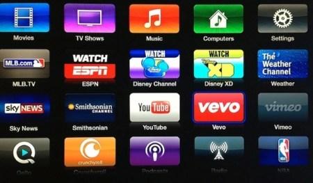 Apple TV se actualiza y agrega nuevos canales