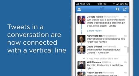 Twitter mejora la forma en como conversamos en su red social