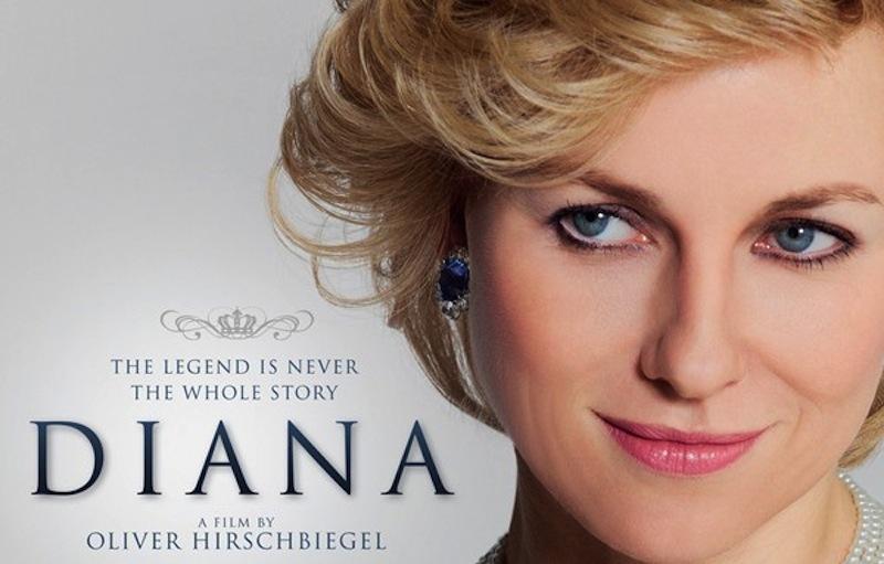 DIANA Primer tráiler de Diana, la película de la Princesa de Gales