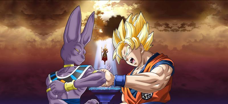 Tráiler Dragon Ball Z: La batalla de los Dioses en español Latino con la voz de Mario Castañeda - Dragon-ball-z-batalla-de-los-dioses