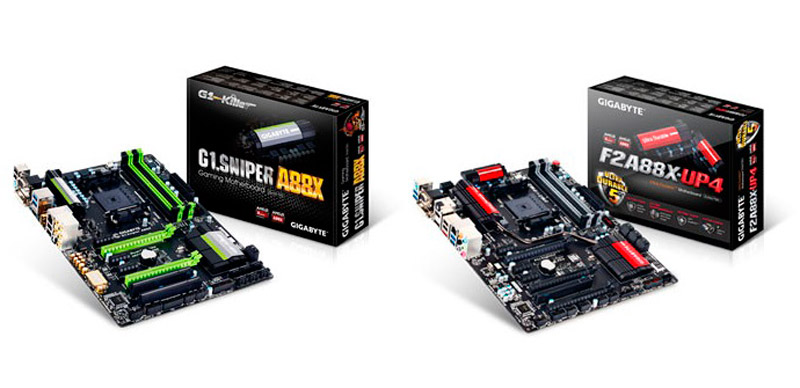 GIGABYTE Anuncia las Motherboards serie A88X - Gigabyte-AMD-A88X
