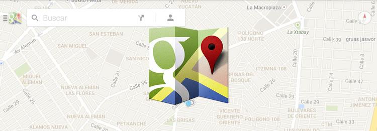 Google Maps Portada Ver mapas de google sin conexión a internet en iOS y Android