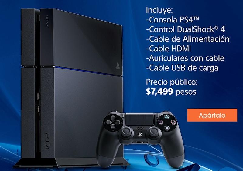 Comprar PlayStation 4 en preventa desde la tienda en línea de Sony - PS4-preventa