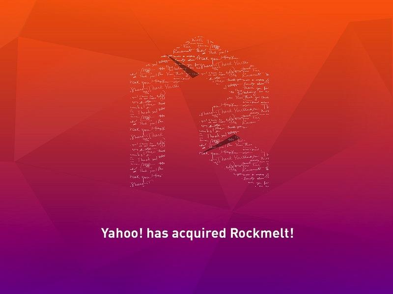 Yahoo! compra Rockmelt, el servicio que te mostraba lo mejor de la web según tus intereses - Yahoo-compra-Rockmelt