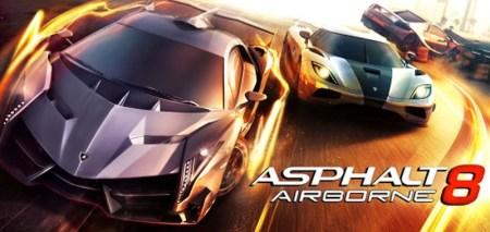 Asphalt 8: Airborne estrena nuevo tráiler y sale la venta el 22 de agosto