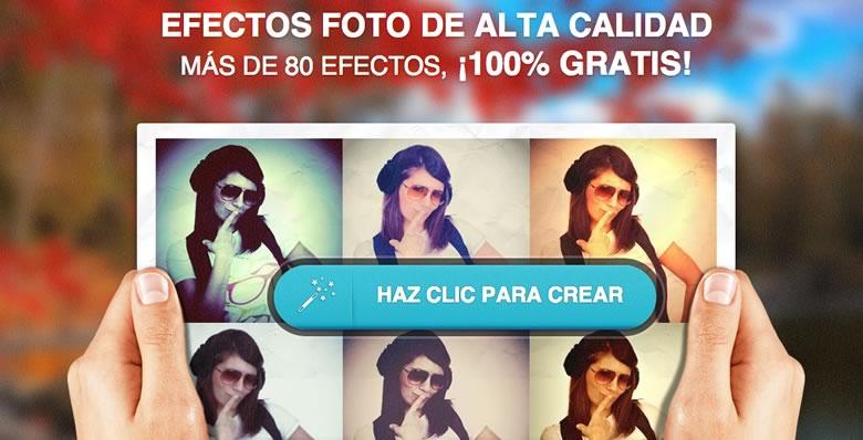 Efectos para tus fotos gratis en Rollip - efectos-fotos-gratis