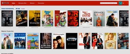 Netflix presenta las listas de reproducción para cada usuario