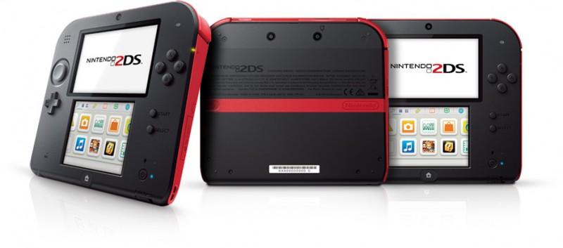 Nintendo presenta la nueva 2DS por sólo 129 dólares - nintendo-2ds-800x353