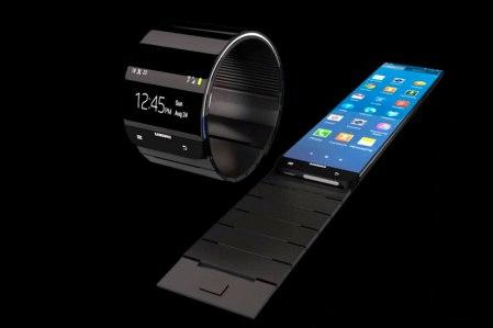 Posibles datos técnicos del Galaxy Gear, el reloj inteligente de Samsung
