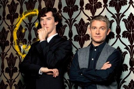 Primer tráiler de la tercera temporada de Sherlock