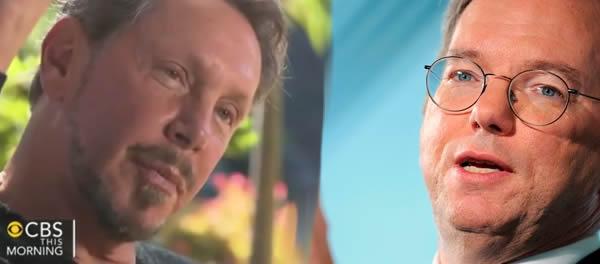 Eric Schmid responde a las declaraciones de Larry Ellison