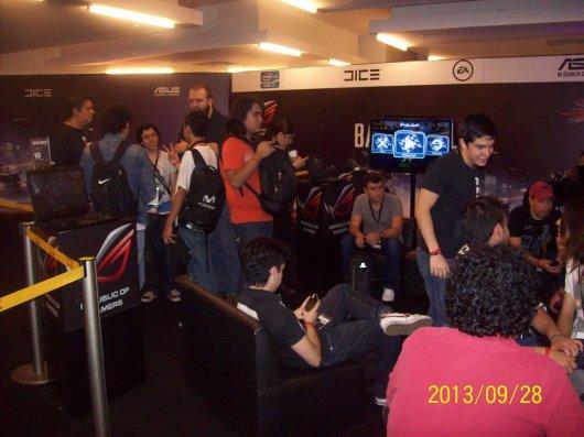 La laptop ASUS G750 demostró su poderío en el torneo Republic of Gamers (ROG) - 100_3312_1