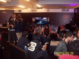 La laptop ASUS G750 demostró su poderío en el torneo Republic of Gamers (ROG) - 100_3318_1