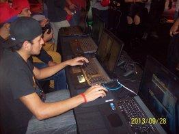 La laptop ASUS G750 demostró su poderío en el torneo Republic of Gamers (ROG) - 100_3346_1