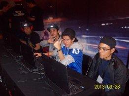 La laptop ASUS G750 demostró su poderío en el torneo Republic of Gamers (ROG) - 100_3348_1