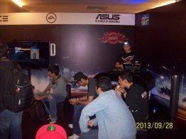 La laptop ASUS G750 demostró su poderío en el torneo Republic of Gamers (ROG) - 100_3354_1