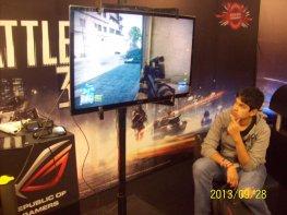 La laptop ASUS G750 demostró su poderío en el torneo Republic of Gamers (ROG) - 100_3364_1