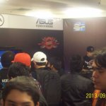 La laptop ASUS G750 demostró su poderío en el torneo Republic of Gamers (ROG) - 100_3376_1