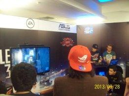 La laptop ASUS G750 demostró su poderío en el torneo Republic of Gamers (ROG) - 100_3398_1