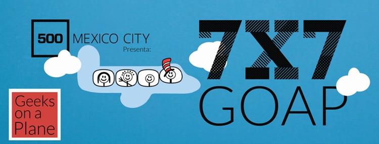Asiste a la próxima edición 7×7: Geeks on a Plane - 7x7-geeks-on-a-plane
