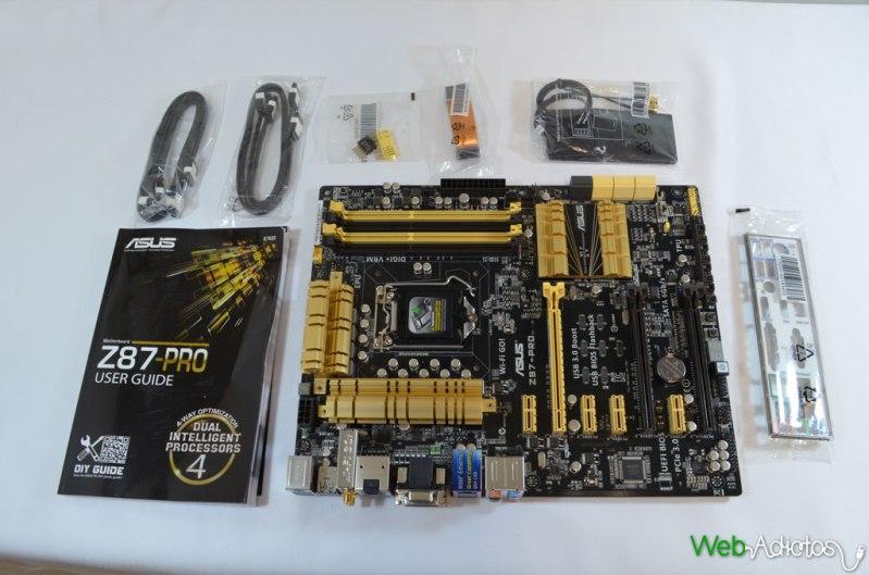 [Preview] Conoce la tarjeta madre ASUS Z87 PRO - DSC_0100