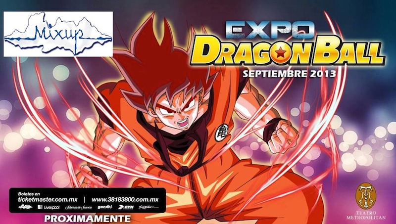 Expo de Dragon Ball Z en México llega para conmemorar el estreno de Dragon Ball Z: La Batalla de los dioses - Expo-Dragon-Ball_Z
