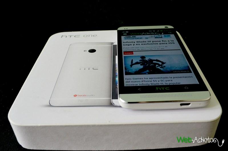 HTC One, el mejor smartphone con Android <br > del primer semestre del 2013 [Reseña] - HTC-One-1